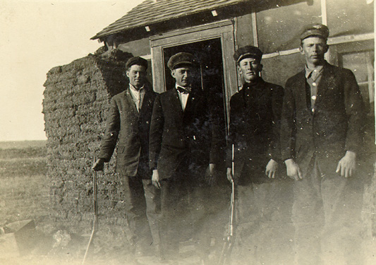 sod house photograph collection