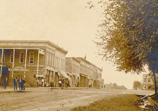 Images Of Kansas Towns And Cities